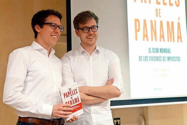 Deutsche Journalisten erhalten Pulitzer Preis für Panama Papers