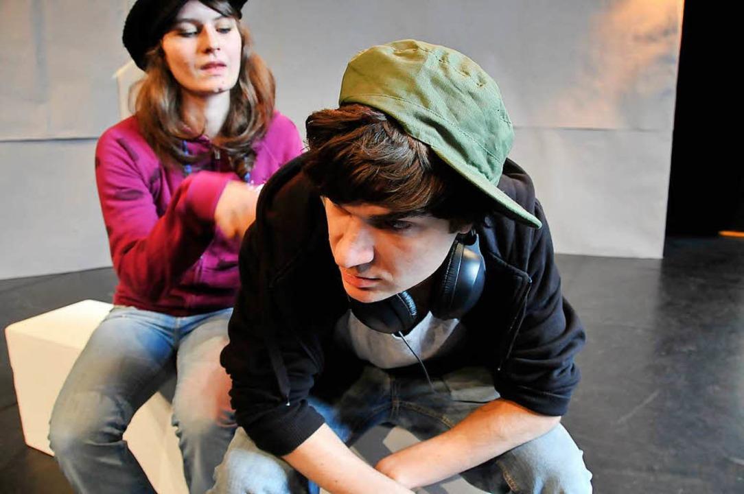 Viele Schüler leiden an Ausgrenzung un.... Eine Schulseelsorgerin kann helfen.     Foto: Ingo Schneider