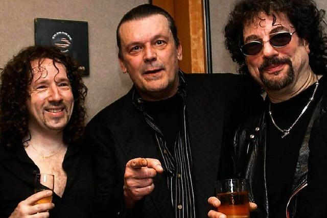 Gründer im Hintergrund: Gitarrist J. Geils ist tot