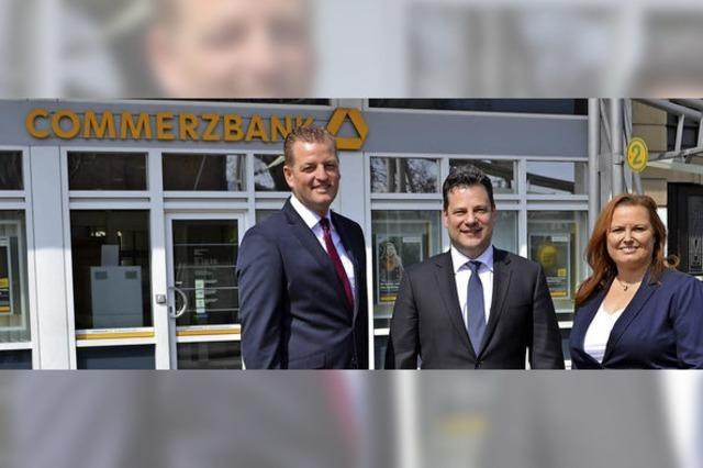 Commerzbank zieht eine positive Bilanz