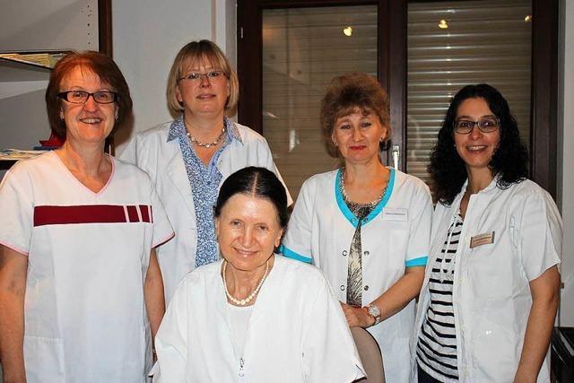 Die Pionierin der Kardiologie am Kaiserstuhl geht in den Ruhestand