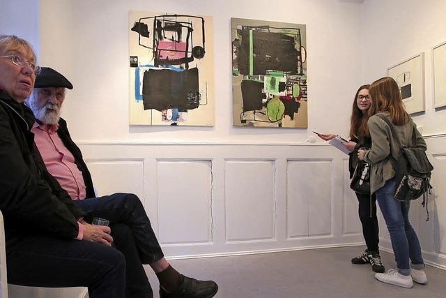 Christian Kromaths Arbeiten sind ein leidenschaftliches Plädoyer für die Freiheit der Kunst