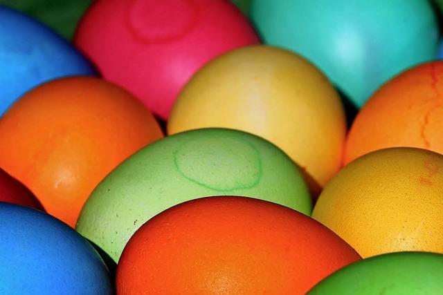 Proteinhaltige Gaudi zu Ostern