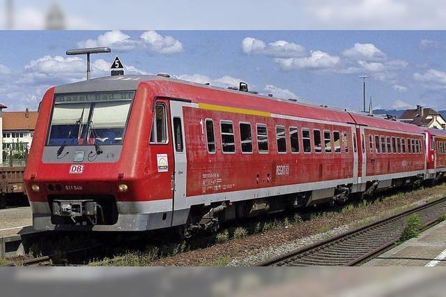 Massive Kritik an der Deutschen Bahn