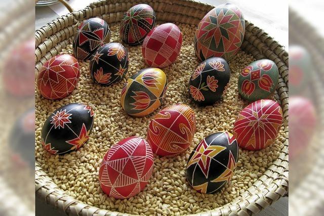 Ein buntes Osterprogramm