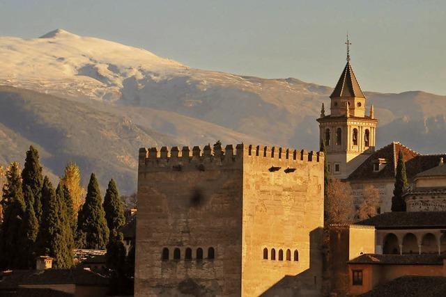 FLUCHTPUNKT: Im Angesicht der Alhambra