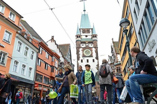 Freiburgs Kajo steigt überraschend in die Top Ten der deutschen Einkaufsmeilen auf
