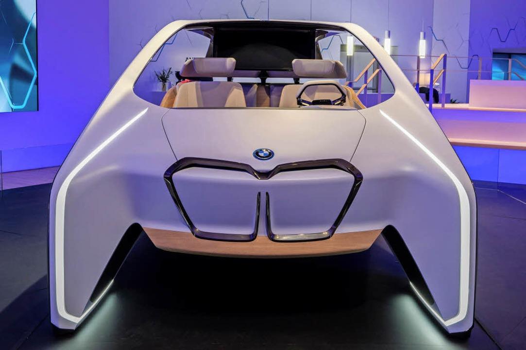 Das Auto Der Zukunft Auto Mobilität Badische Zeitung
