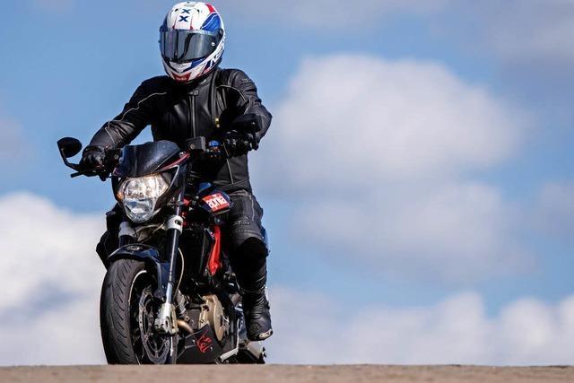 Zur Motorradsaison gibt die Polizei Tipps – auch Autofahrern