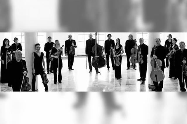 Stauttgarter Kammerorchester (C. Ph. E. Bach, Mozart, Vasks) in Donaueschingen