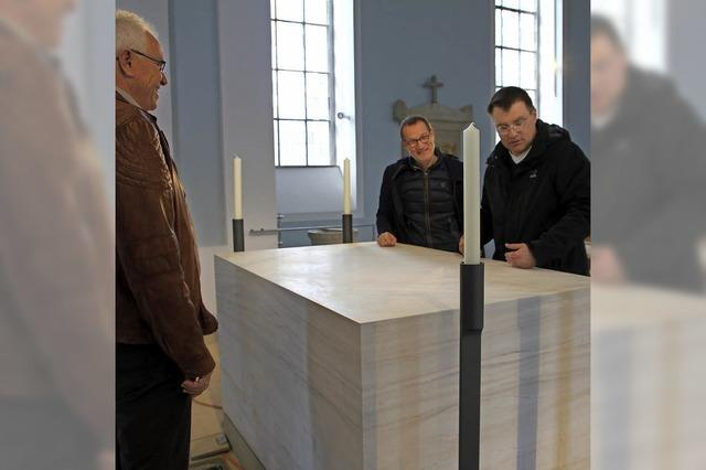In neuem Glanz: die katholische Pfarrkirche St. Bartholomäus in Heitersheim
