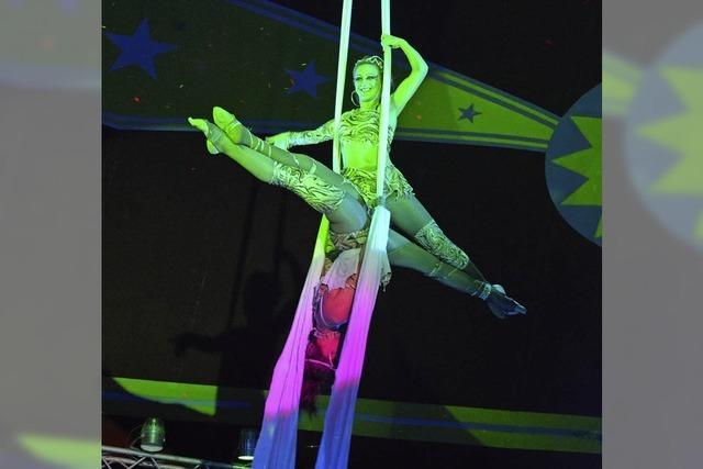 Circus Paul Busch in Offenburg
