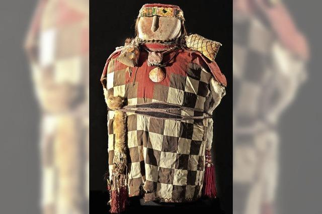 Basler Inka-Mumie enthält Kind statt Krieger