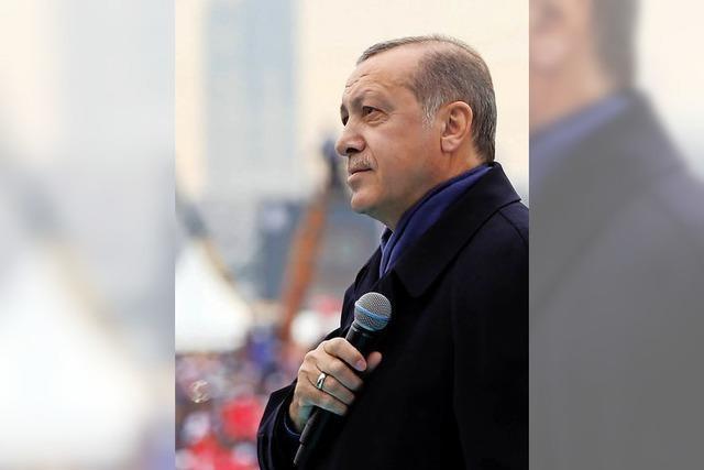 Mehrheit für Erdogans Präsidialsystem nicht sicher