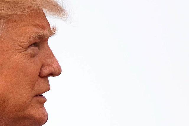 US-Präsident Trump lässt Militär weitgehend freie Hand