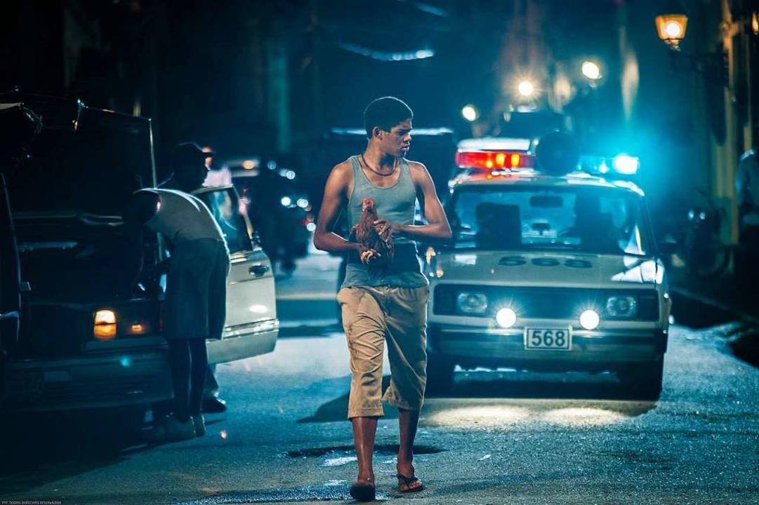 "Filmszene aus ""El rey de la Habana""   | Foto: Pablo Taveras / Fionn Große"