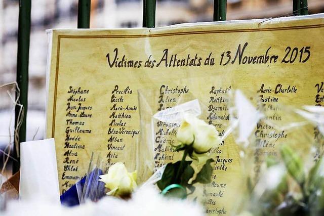 Wie eine Concierge beim Bataclan-Anschlag Opfern half