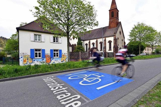Mehr Vorfahrtsstraßen für Freiburger Fahrradfahrer