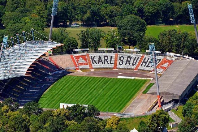 Vermehrte Kritik am Stadionneubau des Karlsruher SC