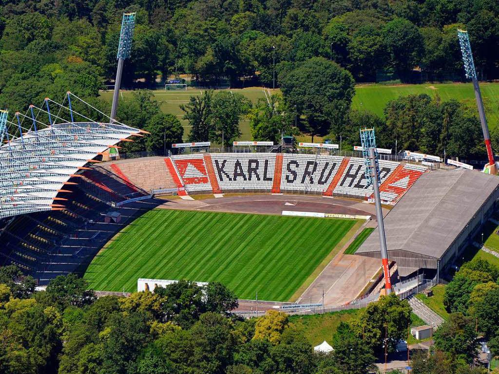 Stadionneubau Karlsruhe