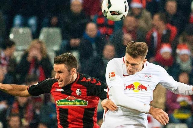 Liveticker: RB Leipzig – SC Freiburg 4:0