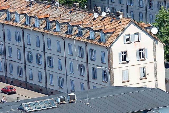 Spinnerei-Wohnungen: Mieter müssen die Sanierung billigen