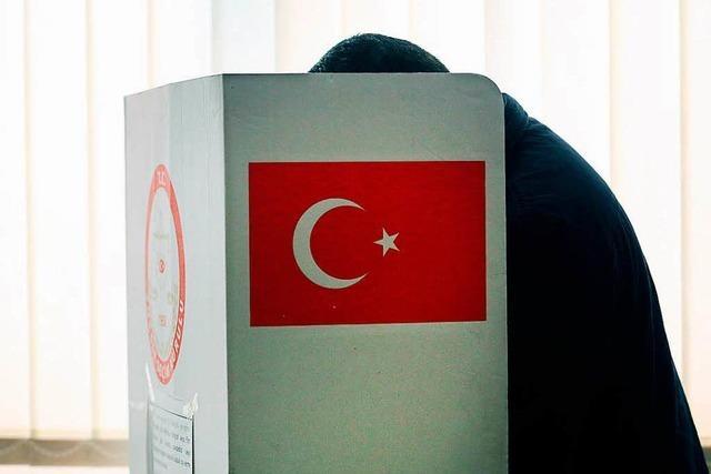 Türkei-Referendum: Viele Ja-Stimmen in Stuttgart und Karlsruhe