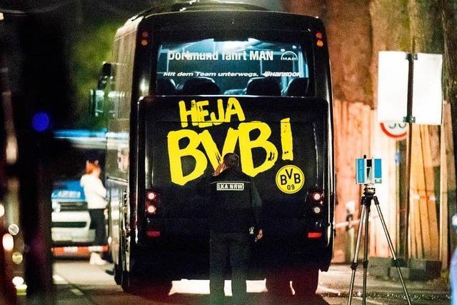 Team von Borussia Dortmund nur knapp größerer Katastrophe entgangen