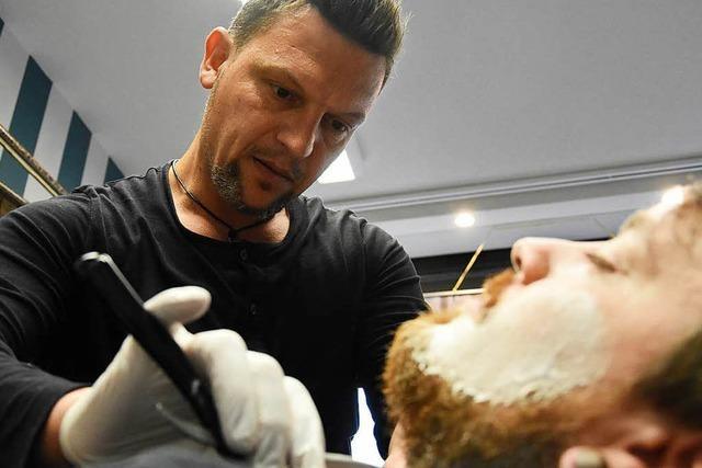 Besuch beim Barbier im Glottertal – ein Selbstversuch