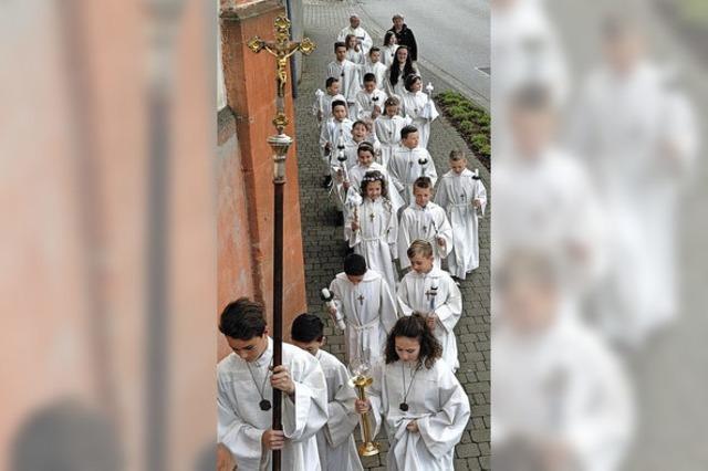Feierliche Erstkommunion