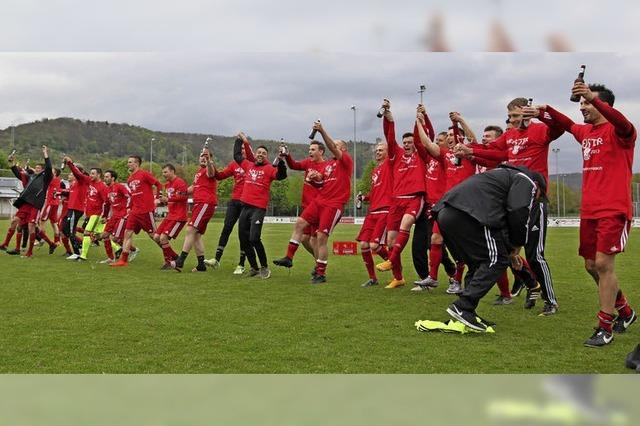 FVLB in die Verbandsliga aufgestiegen