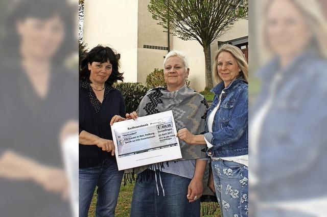 400-Euro-Spende