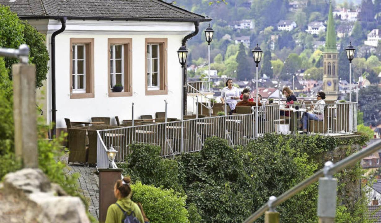 Erst Villa, dann Gasthaus: das Greiffenegg-Schlössle    Foto: Thomas Kunz