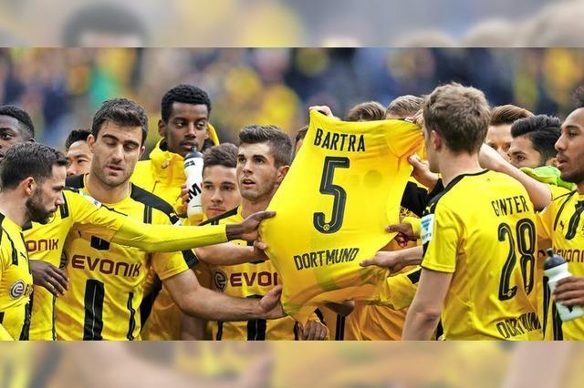 Die Spiele von Borussia Dortmund haben nach dem Anschlag der vergangenen Woche jetzt auch gesellschaftliche Relevanz