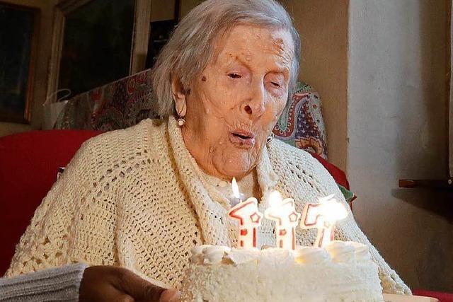 Die älteste Frau der Welt ist gestorben