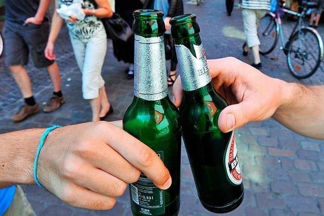 Basel stimmt über Alkoholverbot in Jugendzentren ab