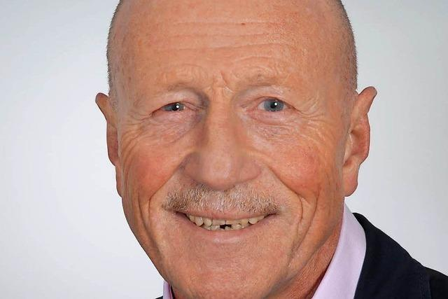 Fritz Lenz legt Mandat im Kreistag Lörrach nieder