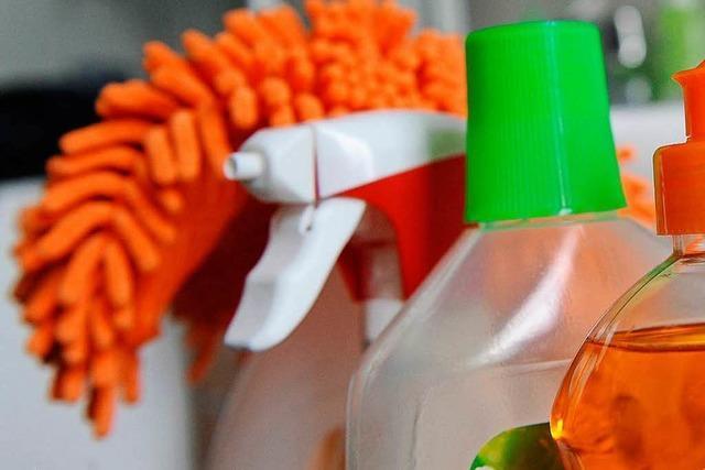 Reinigungsprofi gibt einige Tipps für den Frühjahrsputz