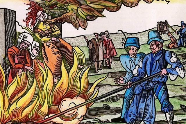 Hexenverfolgung in Basel: Dem Volkszorn genüge getan