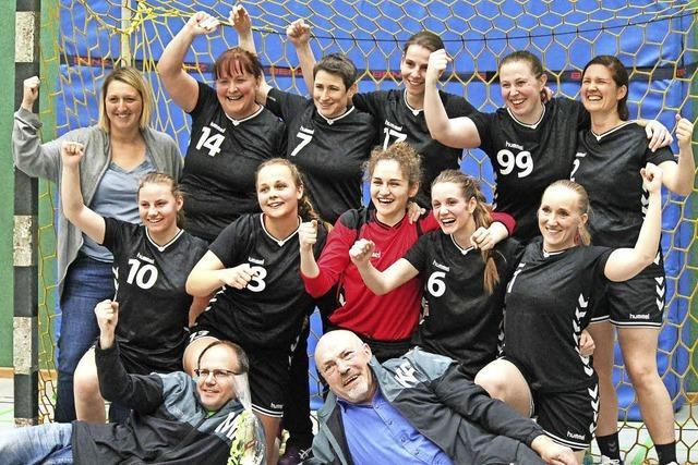 Traumhaftes Comeback der Weiler Handballerinnen