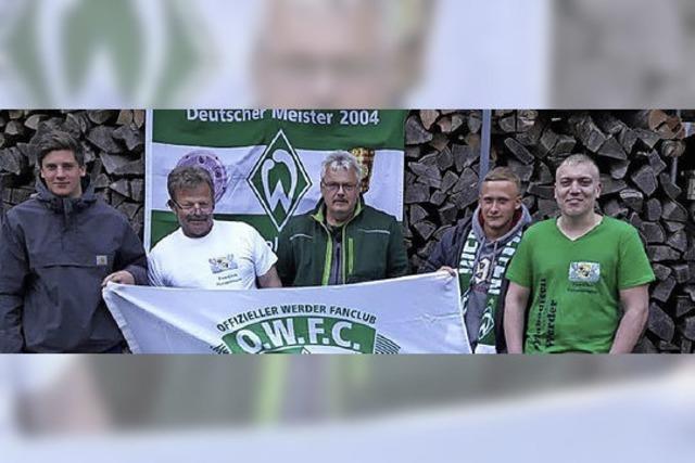 Aus dem Hotzenwald an die Weser aus Liebe zum Fußball