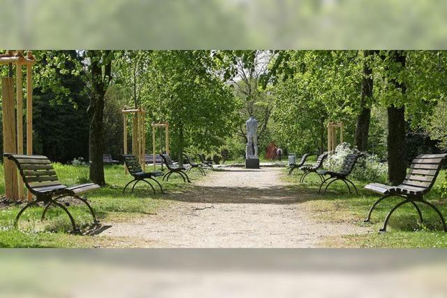 Grüne Perspektiven im Grüttpark