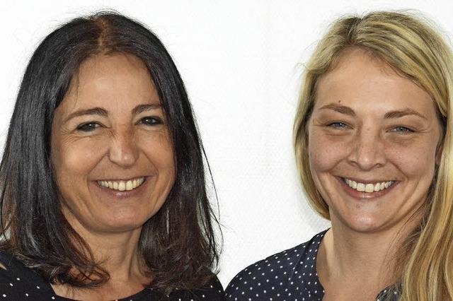 Zwei neue Mitarbeiterinnen im städtischen Kulturamt