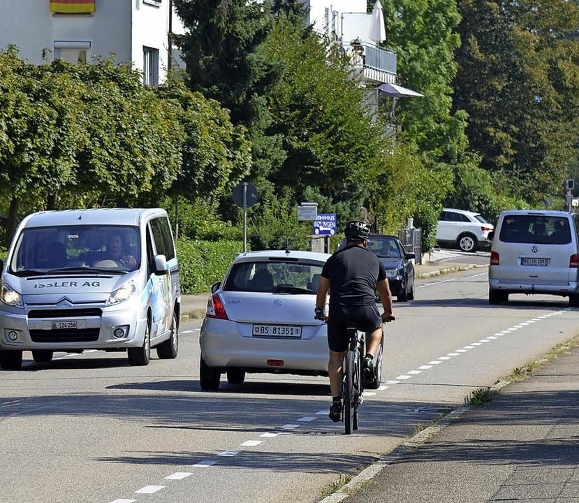 Auch Radfahrer müssen Rücksicht nehmen.   | Foto: Archivfoto: Eckert