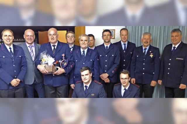 Feuerwehr Wembach sehnt Mannschaftswagen herbei