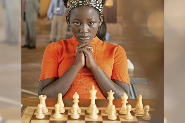 Wundermädchen des Schachspiels