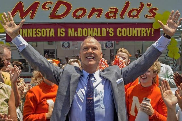 Der Mann, der den Hamburger in Serie schickte
