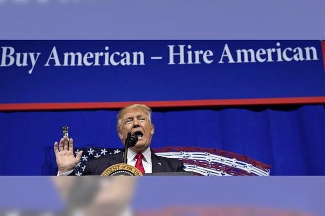 Trump will die Arbeitsmigration in die USA erschweren
