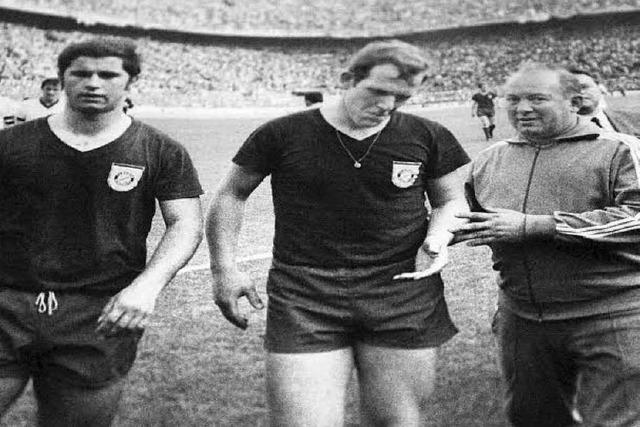 Peter Werner spielte einst mit den Größen Gerd Müller und Franz Beckenbauer beim FC Bayern