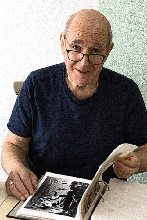 Peter Werner mit 70    | Foto: jaks